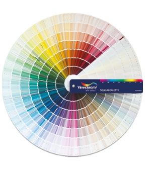 Vivechrom colour palette
